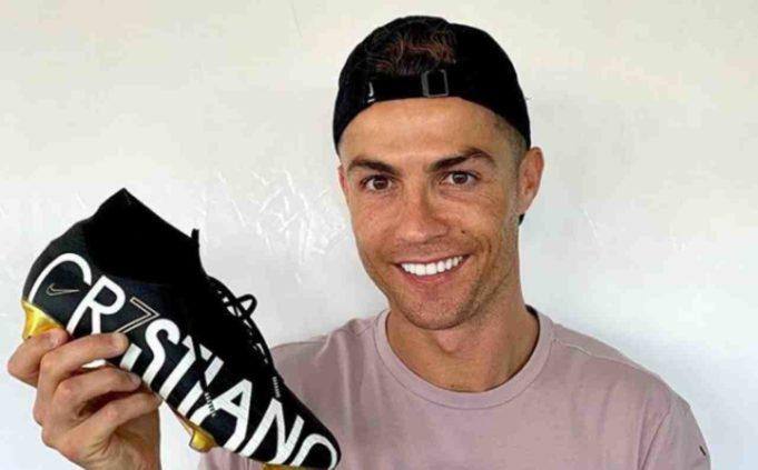 Cristiano Ronaldo hobby