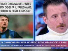 Fabio Macellari droga