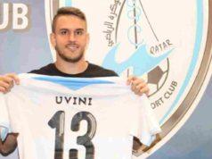 Bruno Uvini napoli