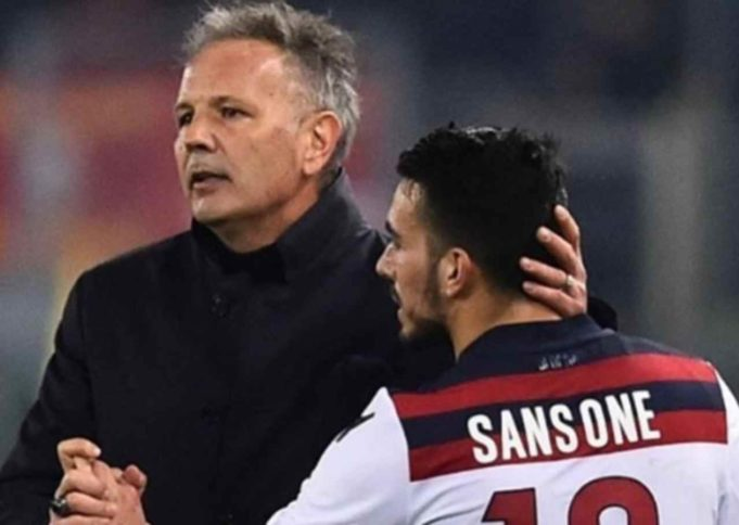 infortunio Sansone