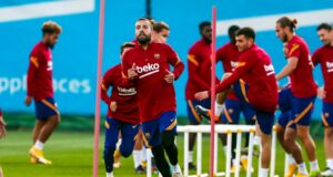 Atletico Madrid Barcellona