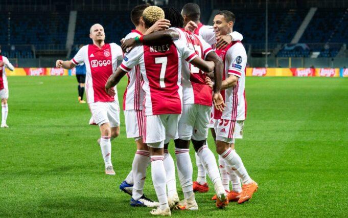 Ajax Atalanta