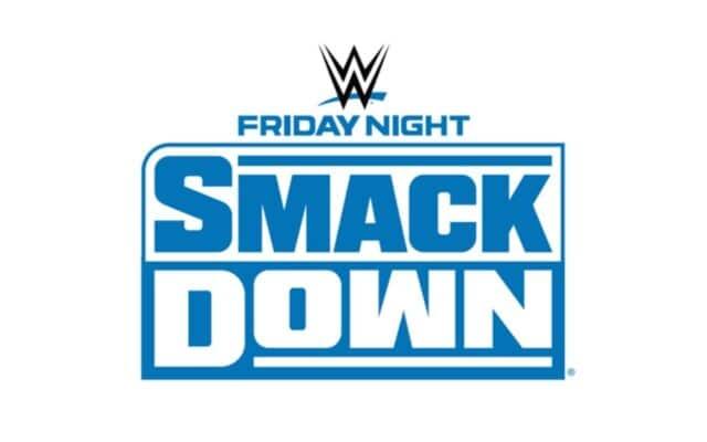 wwe smackdown report logo