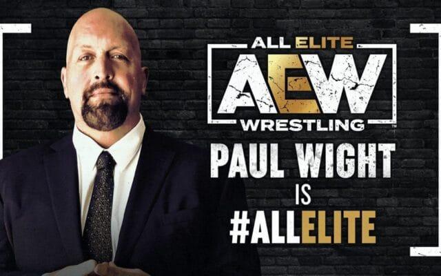 aew big show paul wight