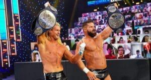 tag team wrestling roode dolph ziggler