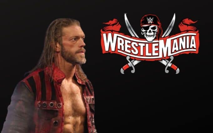 wrestlemania 37 Edge