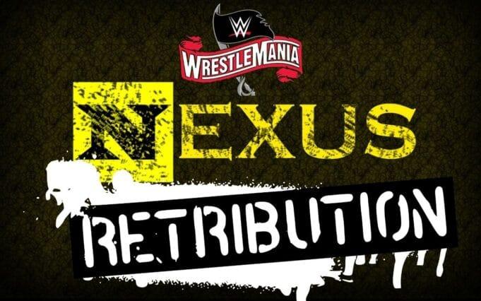wrestlemania nexus vs retribution