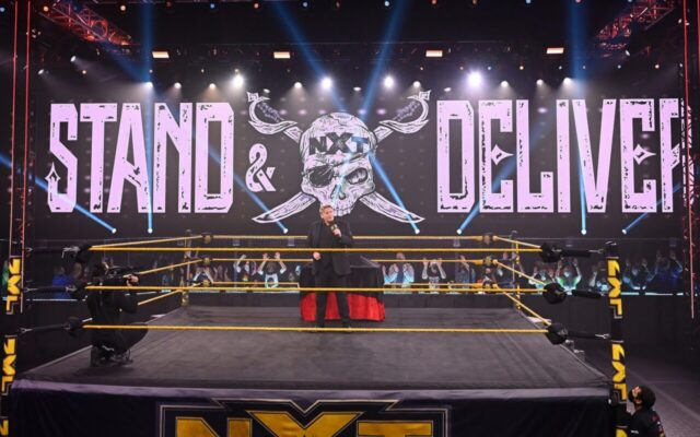 NXT Stand & Deliver