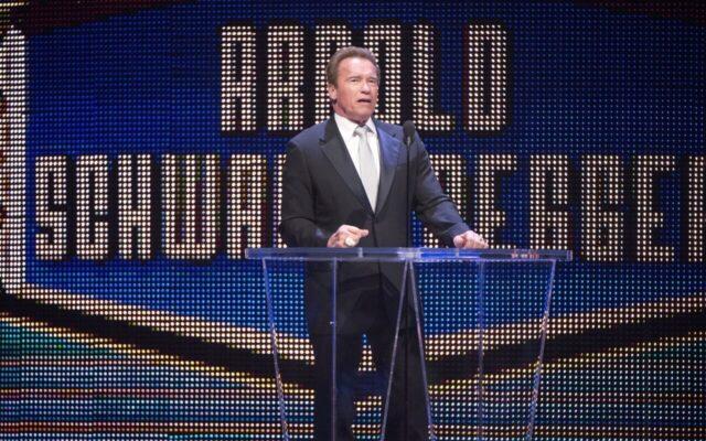 Wrestlemania Arnold Schwarzenegger
