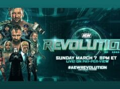 aew revolution report 2021