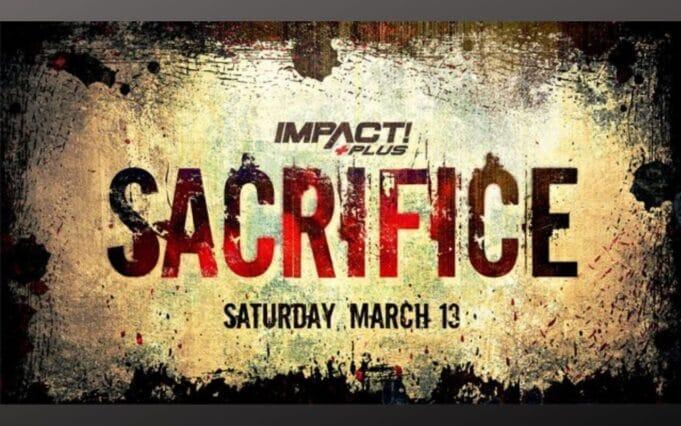 impact wrestling sacrifice report
