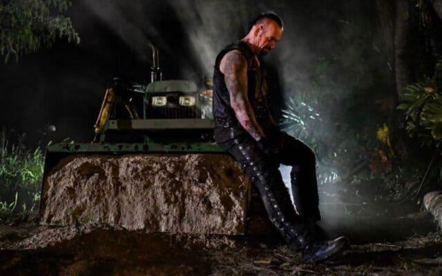 wrestlemania undertaker