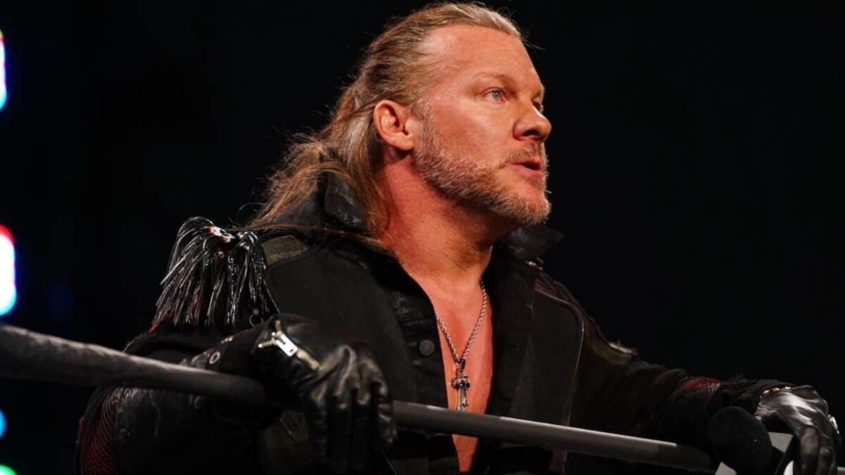 Chris Jericho Out Of Action For 4-6 Weeks