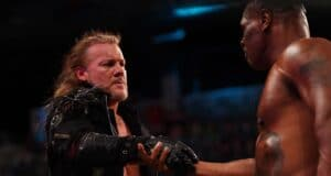 AEW Chris Jericho Mike Tyson