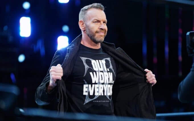 AEW Christian Cage