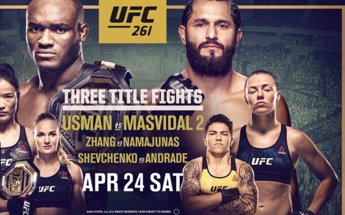 UFC 261