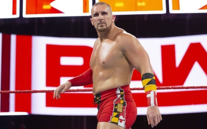 WWE Mojo Rawley