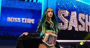 WWE Sasha Banks WrestleMania 37