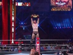 WWE Sheamus WrestleMania 37