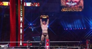 WWE Sheamus WrestleMania 37