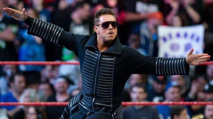 WWE The Miz RAW