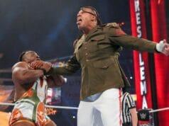 WWE dabba kato commander azeez