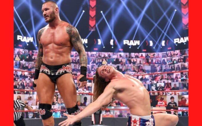 Randy Orton Riddle