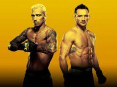 UFC 262 Charles Oliveira