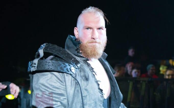 WWE Alexander Wolfe