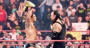 WWE Batista VS Undertaker WrestleMania 23