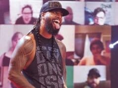 WWE Jimmy Uso