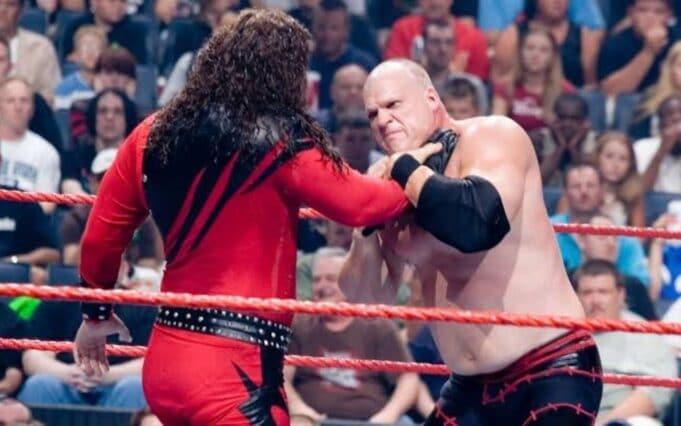 WWE Kane Impostor Kane