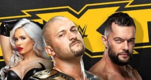 WWE NXT report