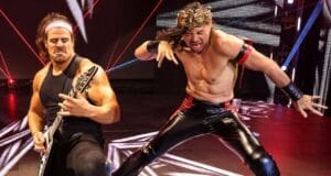 WWE Rick Boogs Shinsuke Nakamura