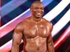 WWE Shelton Benjamin