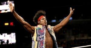 WWE Velveteen Dream Patrick Clark Jr. (1)