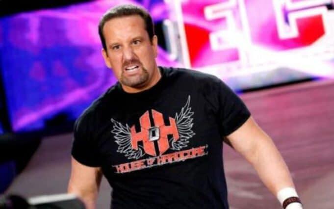 tommy dreamer impact wrestling