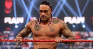 WWE Damian Priest