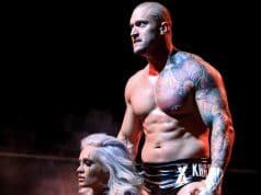 WWE Karrion Kross