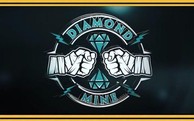 WWE NXT DIamond Mine