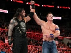 WWE SummerSlam John Cena VS Roman Reigns