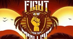AEW Fight For The Fallen 2021 report
