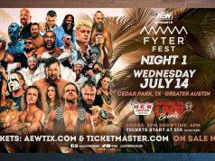 AEW Fyter Fest Night 1