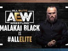 AEW Malakai Black