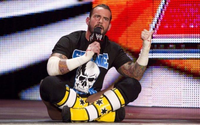CM Punk AEW WWE