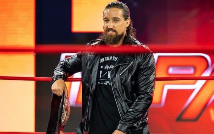 Jay White Impact Wrestling