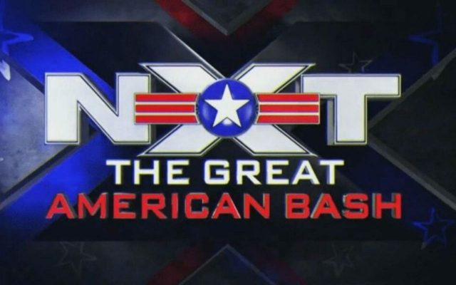WWE NXT report The Great American Bash