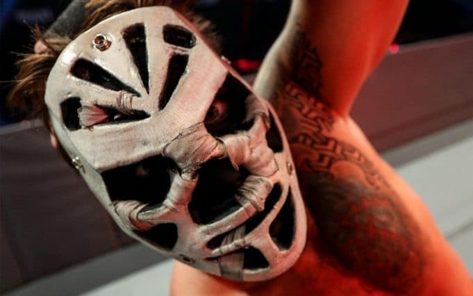 WWE SmackDown Shane Thorne Slapjack