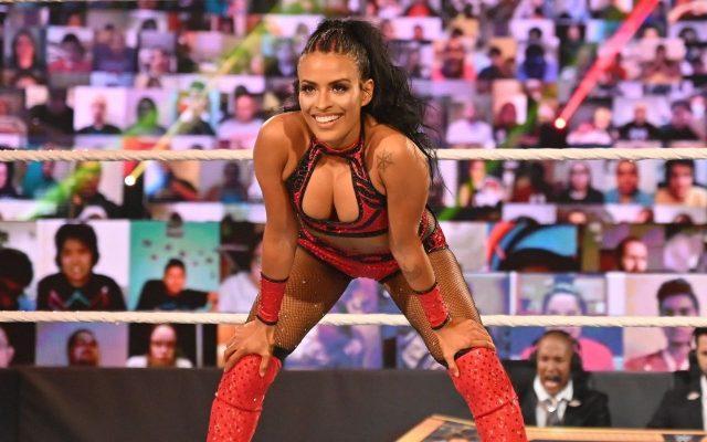 WWE Zelina Vega