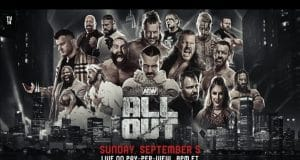 AEW All Out card 2021